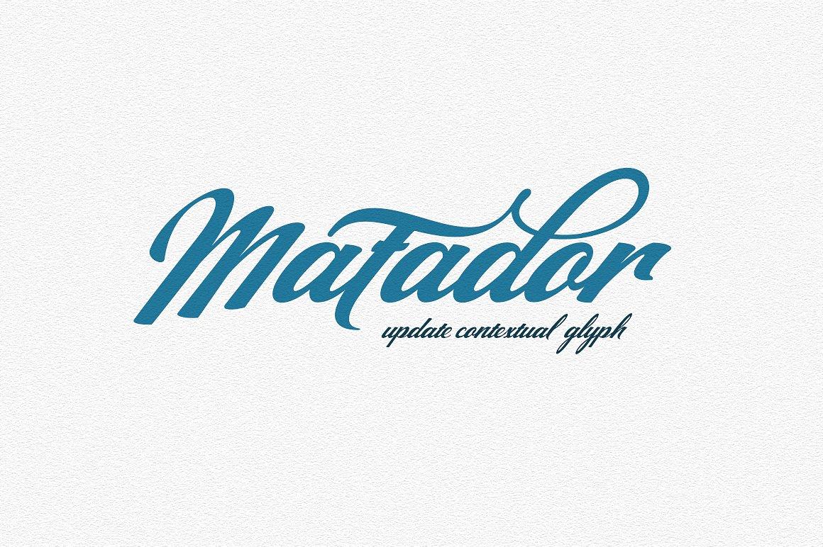 Matador Script