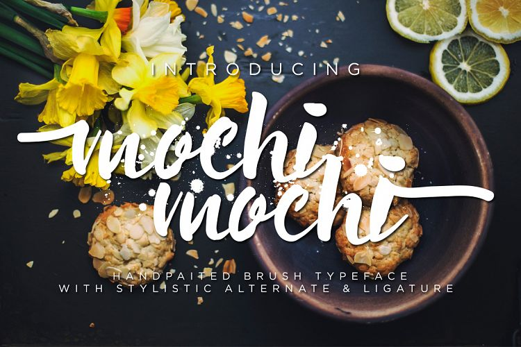 Mochimochi Brush