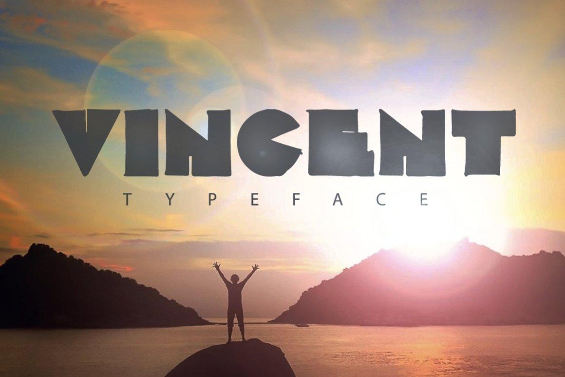 Vincent Typeface