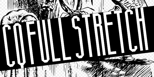 CQ Full Stretch Typeface