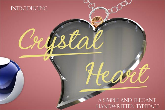 Crystal Heart Script