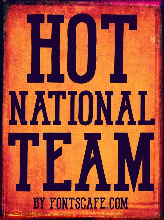 Hot National Team