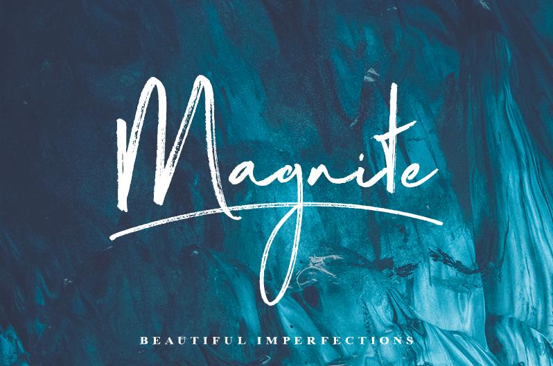 Magnite Handwritten