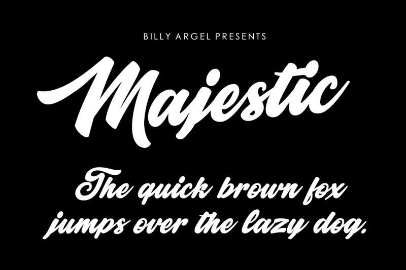 Majestic Script