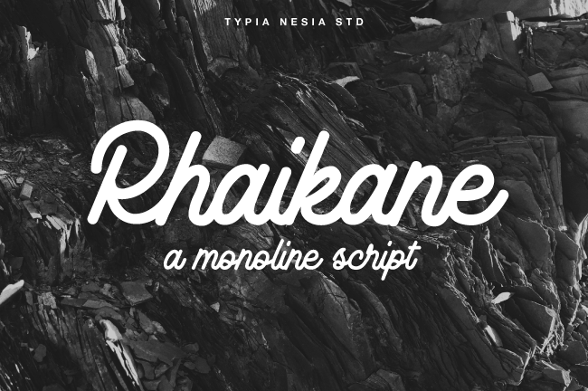 Rhaikane Script