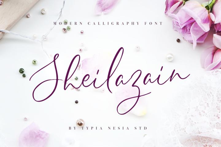 Sheilazain Script
