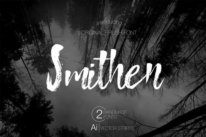 Smithen Script