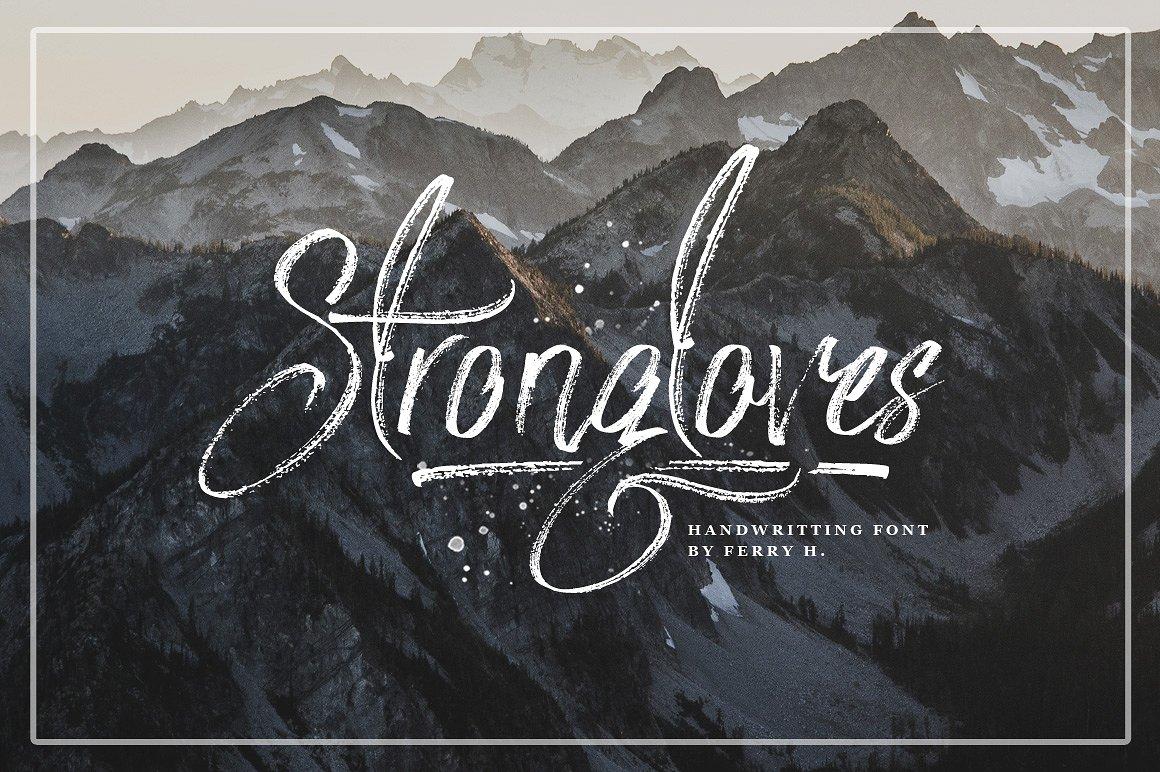 Strongloves Script