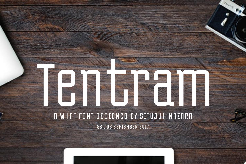 Tentram Display