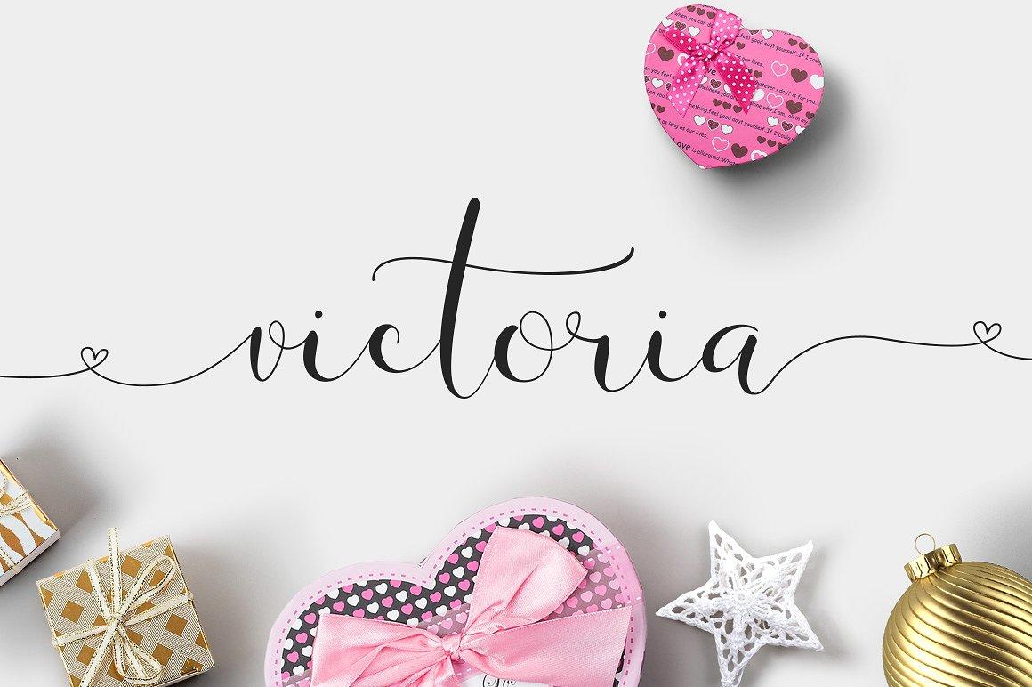 Victoria Script