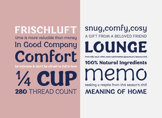 Aesthet Typeface
