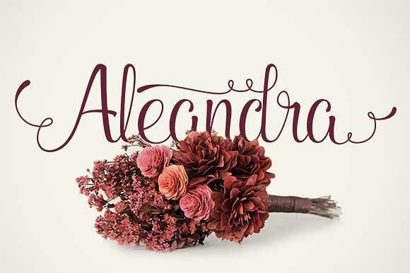 Aleandra Script