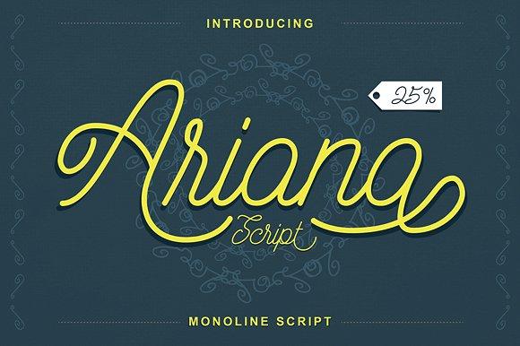 Ariana Script