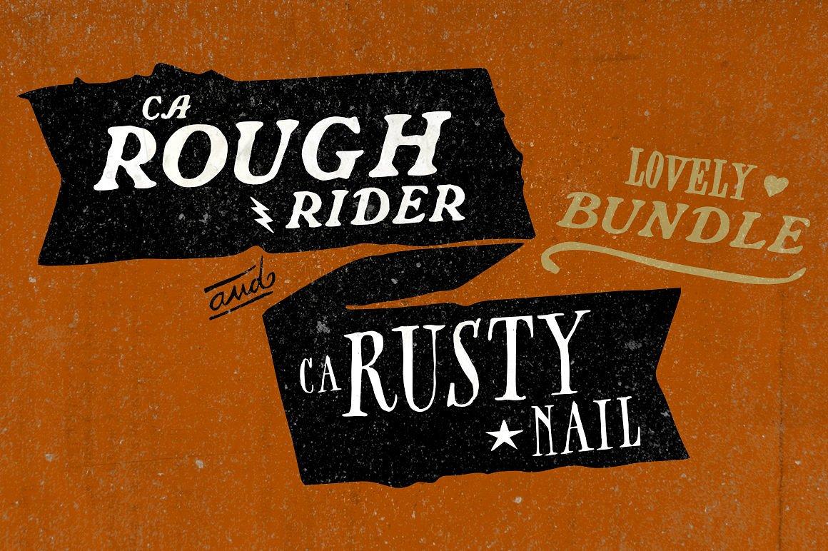 CA Rusty Nail