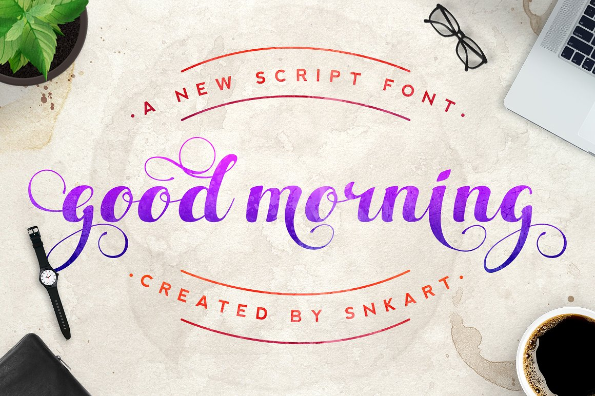 Good Morning Script