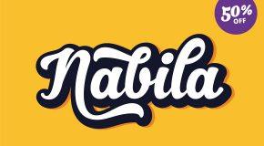 Nabila Script