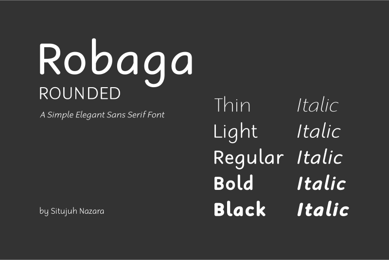 Robaga Rounded