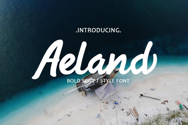 Aeland Script