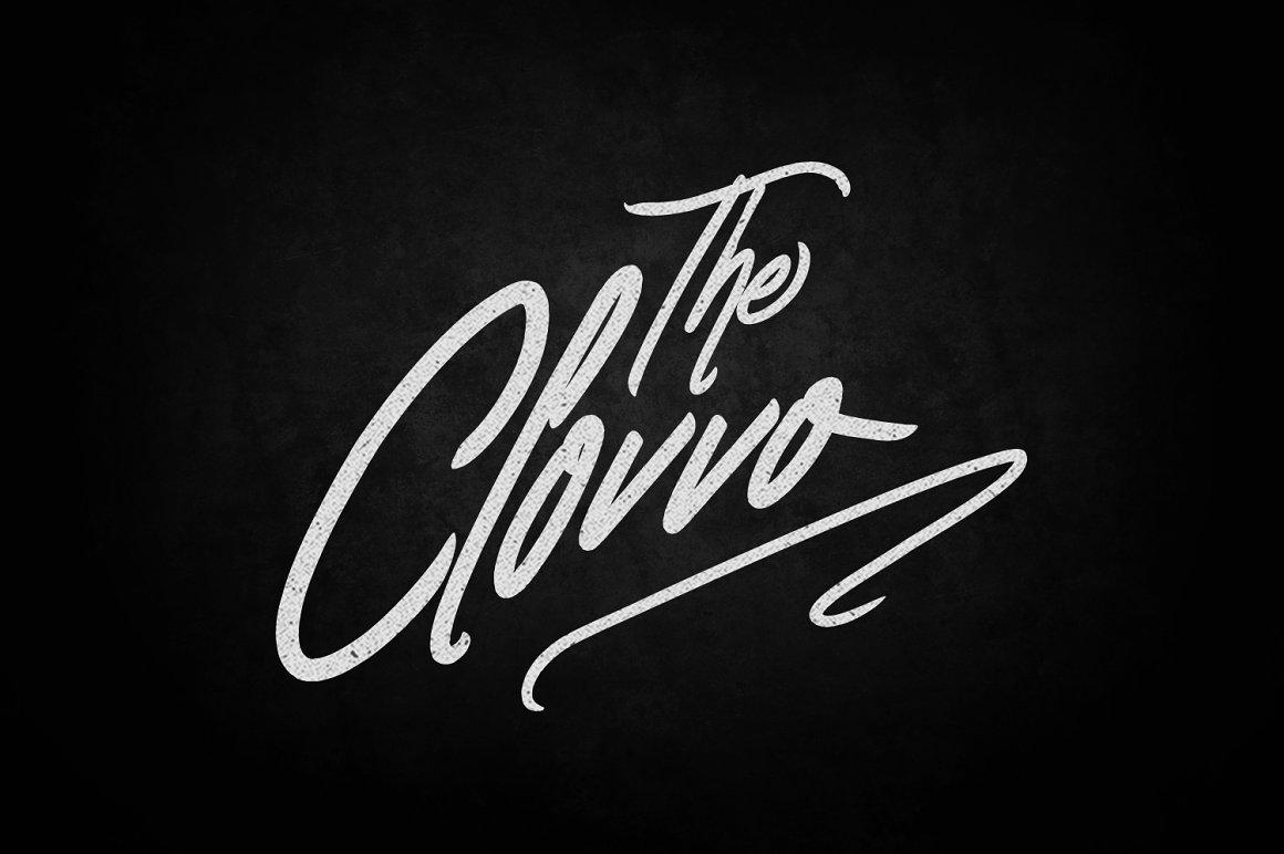 Clovvo Typeface