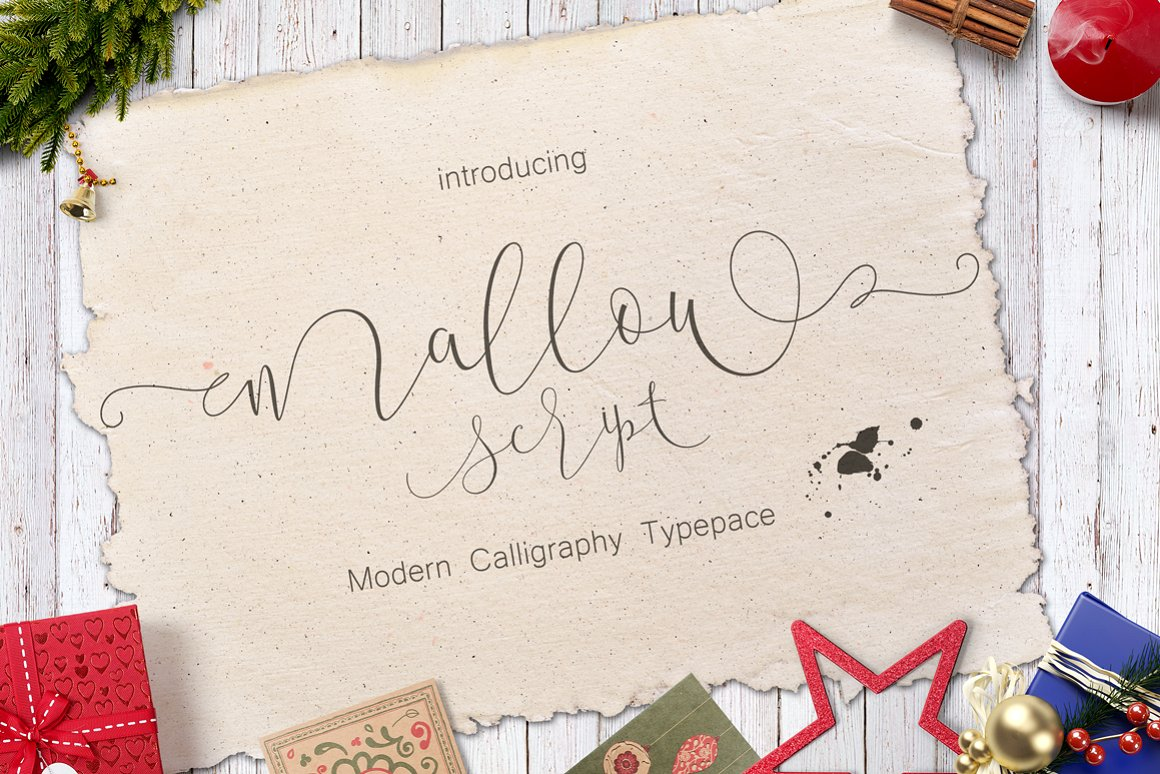 Mallow Script Font