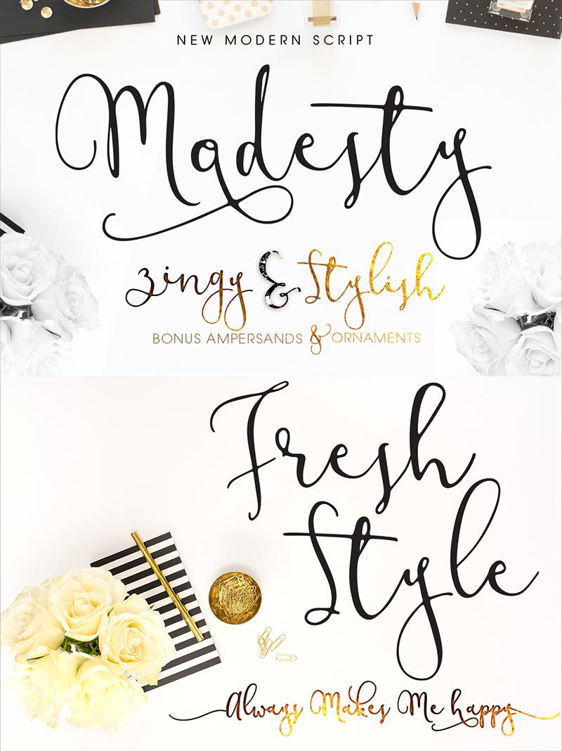 Modesty Script
