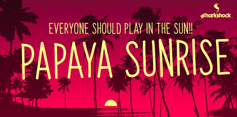 Papaya Sunrise