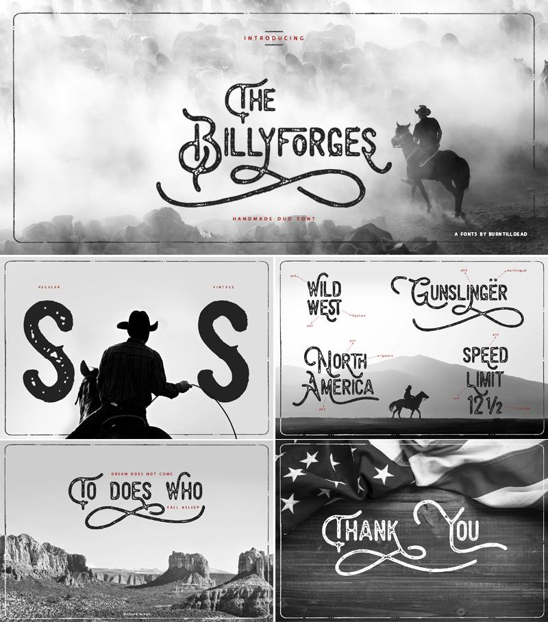 Billyforges