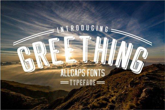 Greething Sans