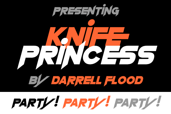 Knife Princess