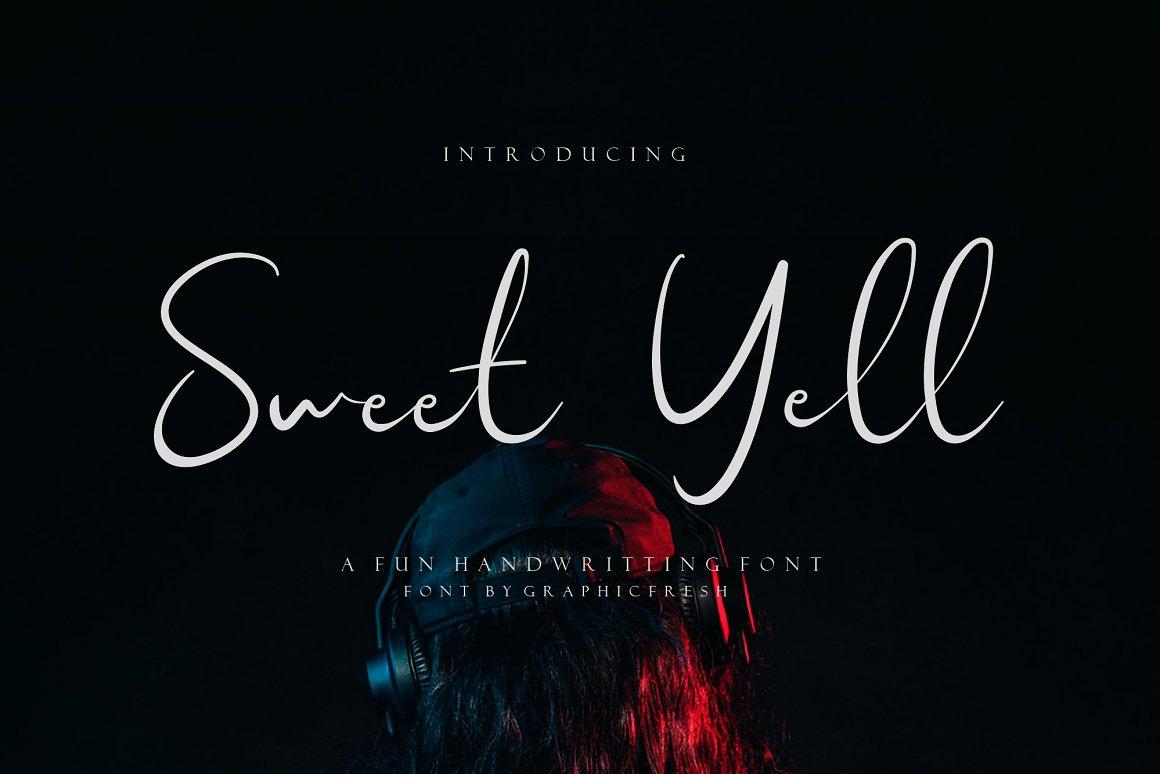 Sweet Yell