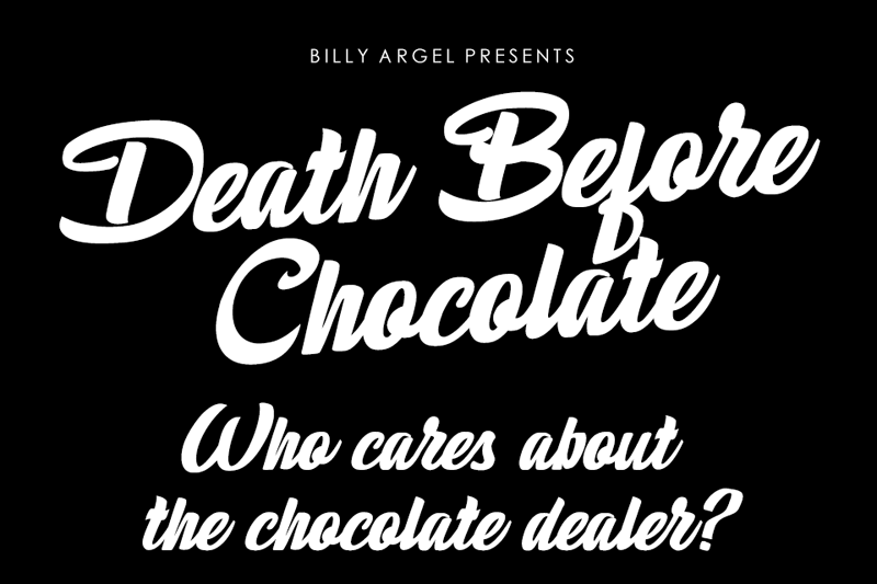 Death Before Chocolate