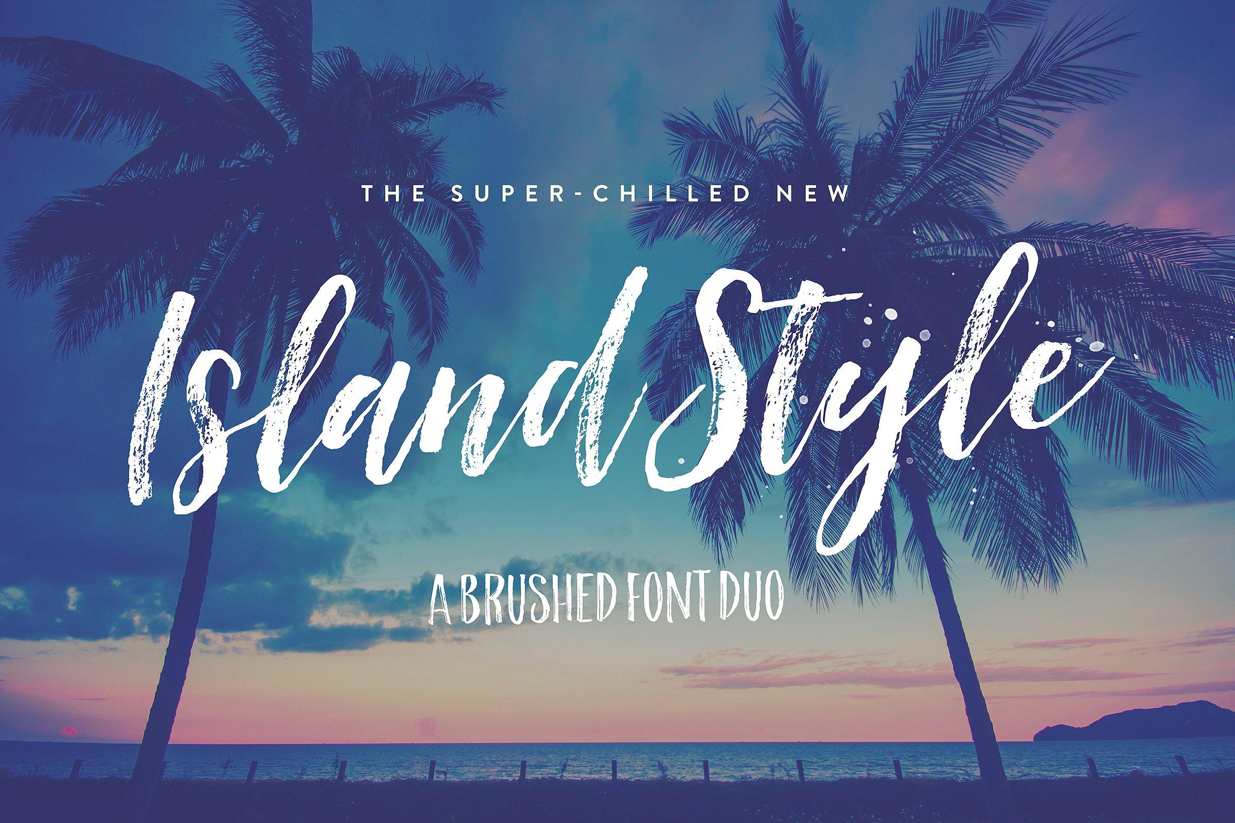 island style fontlot com