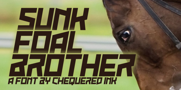 Sunk Foal Brother