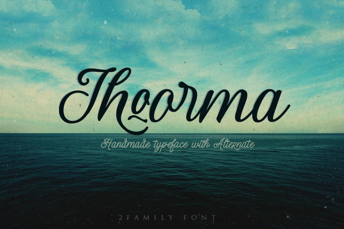 Thoorma