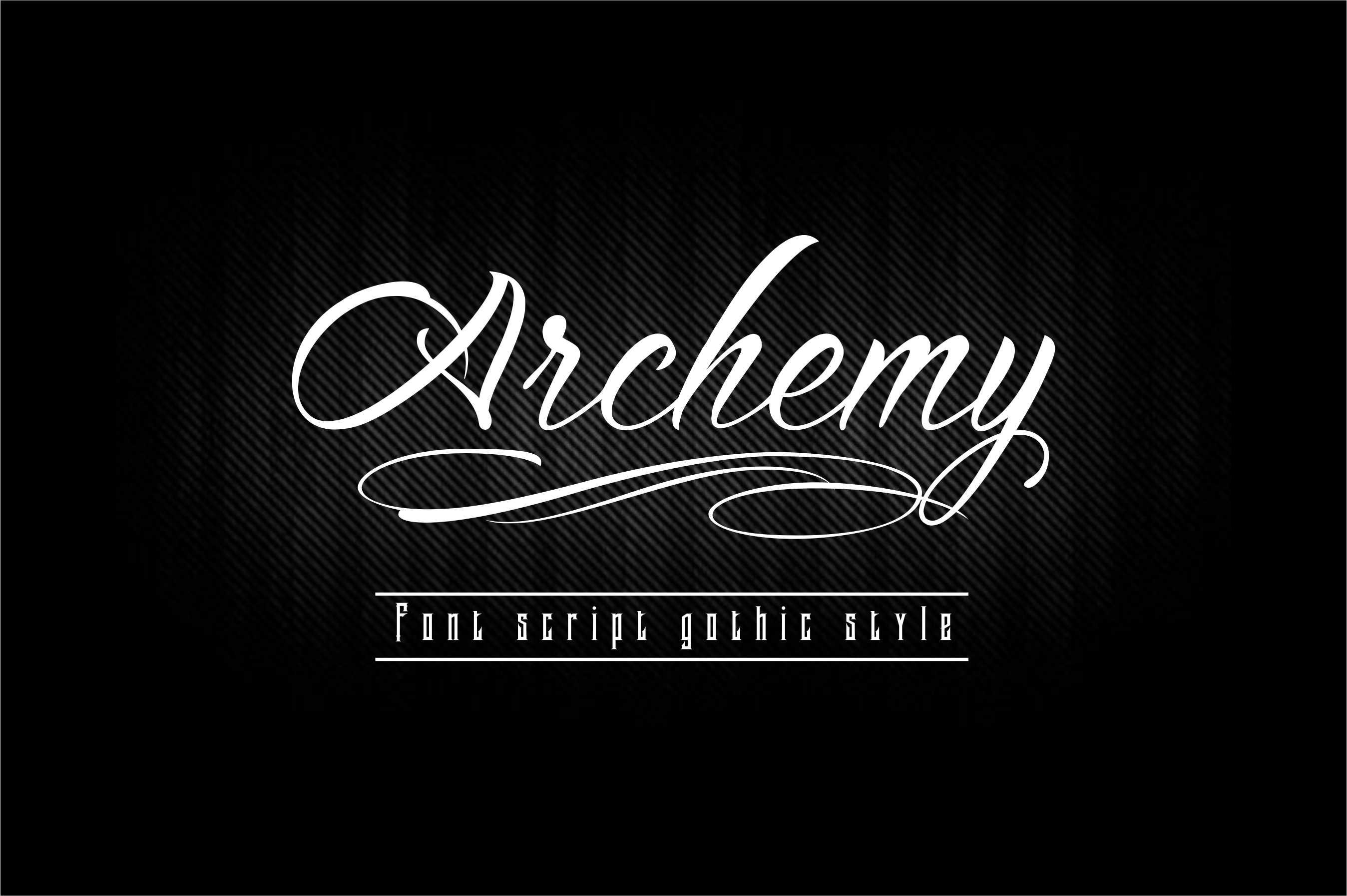 Archemy Script