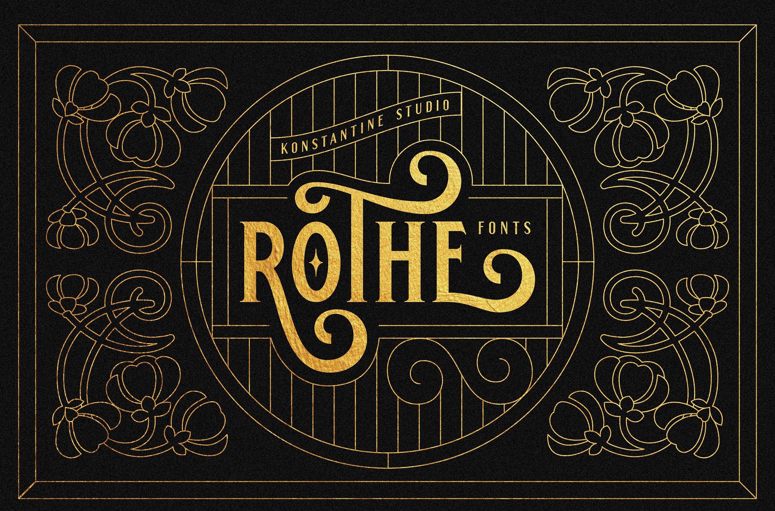 ROTHE Vintage