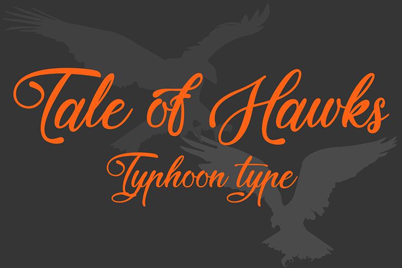 Tale of Hawks Script