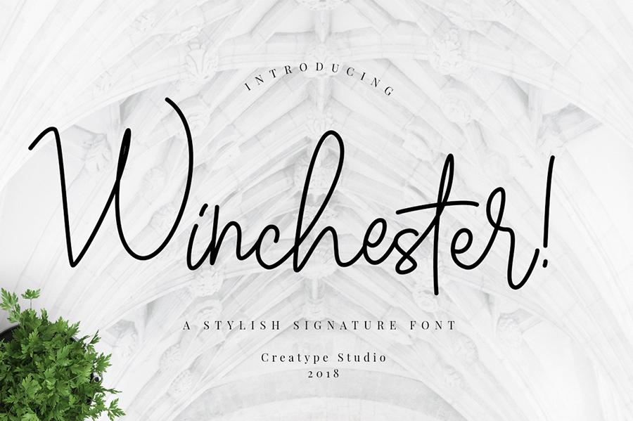 Winchester Script