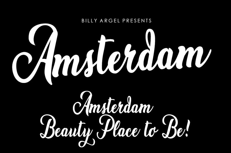 The script amsterdam