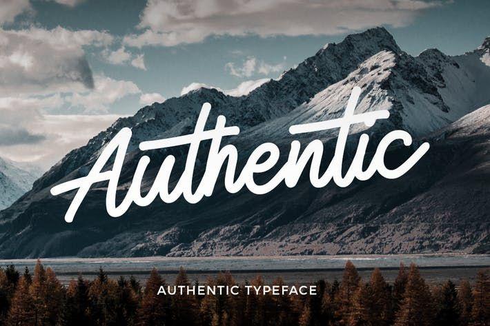 Authentic Monoline