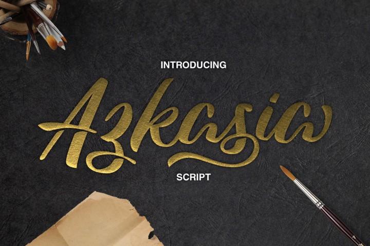 Azkasia Script