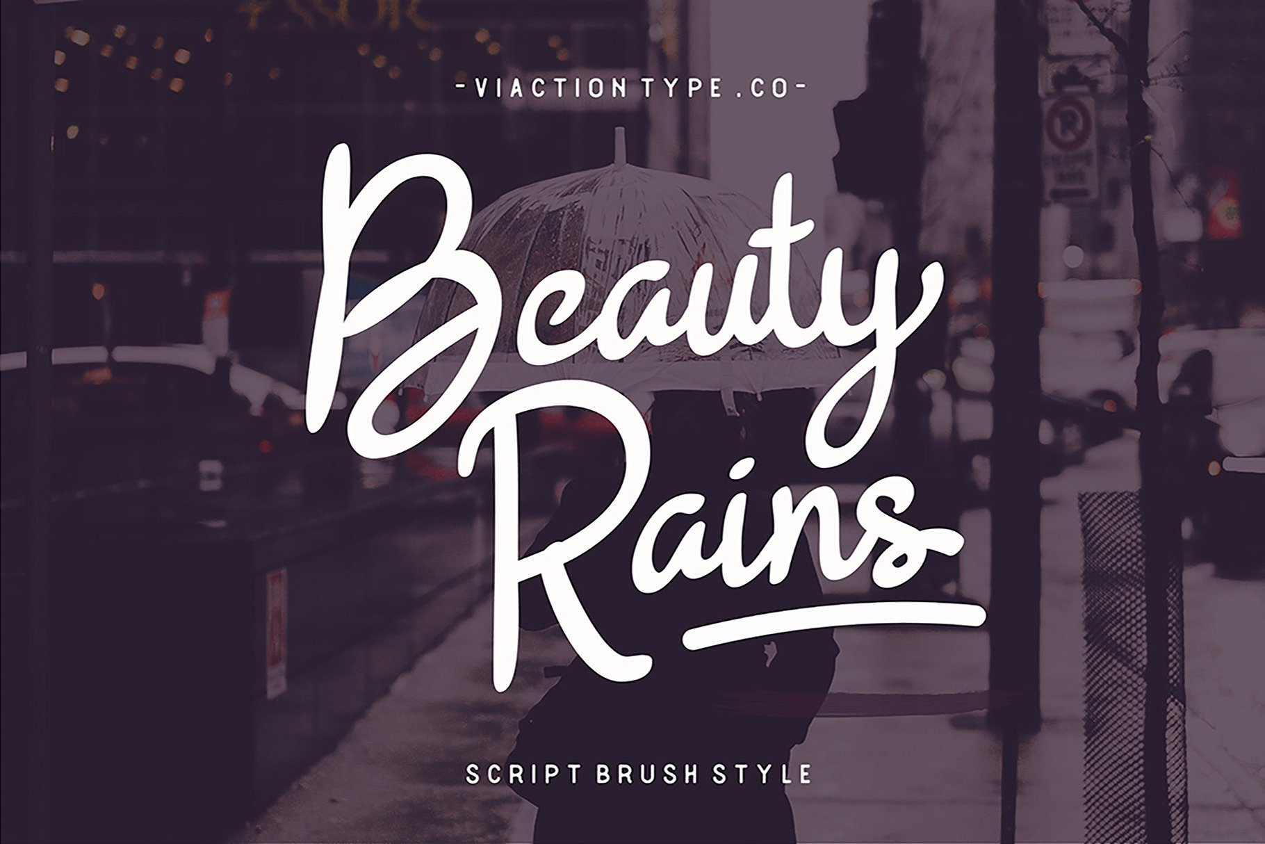 Beauty Rains Brush