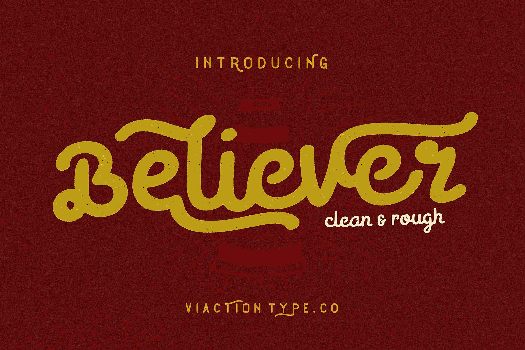 Believer Script