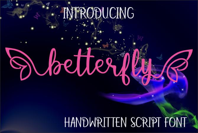 Betterfly Script