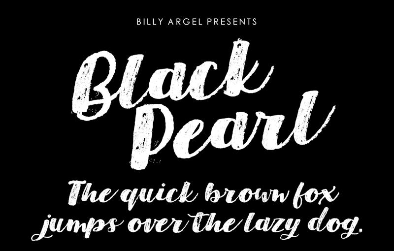 Black Pearl Brush