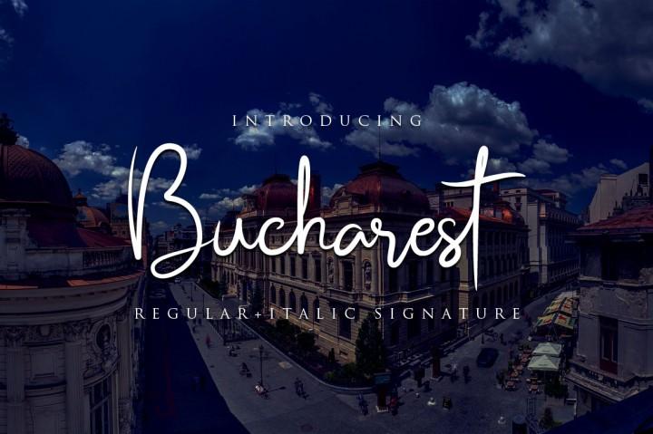 Bucharest Handwriting