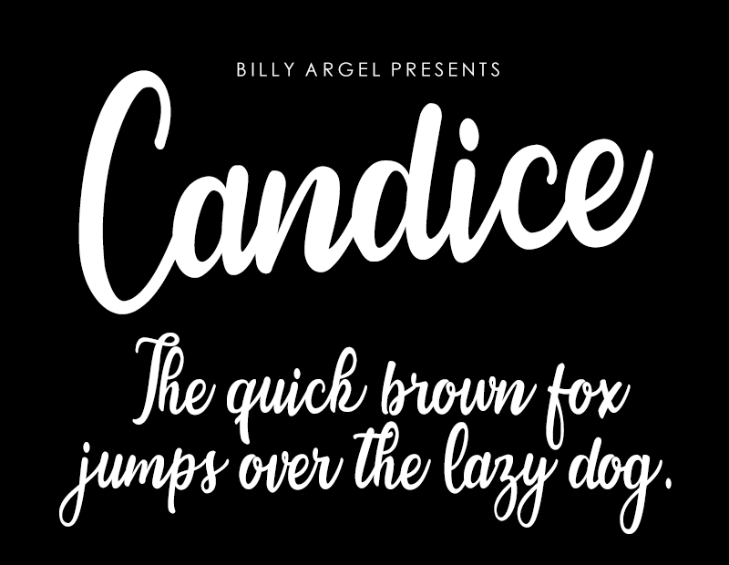 Candice Script
