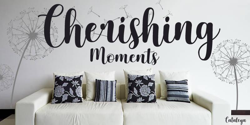 Cherishing Moments Script