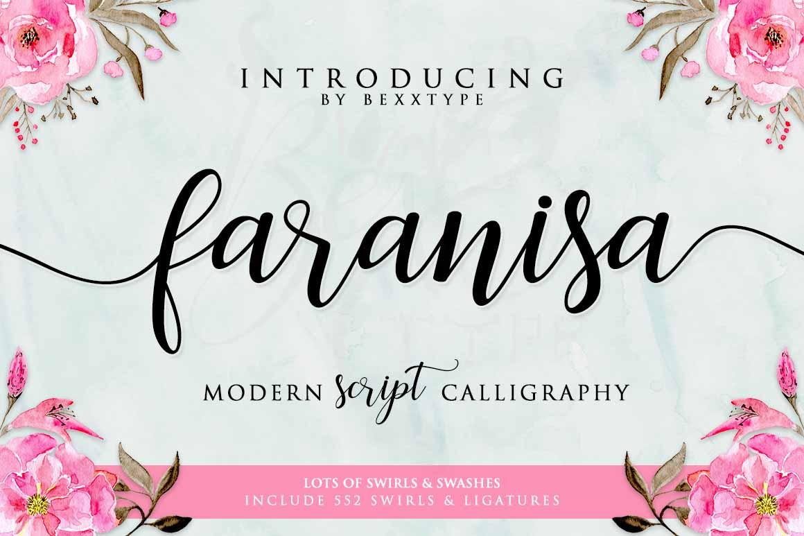 Faranisa Script