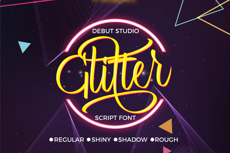 Glitter Script